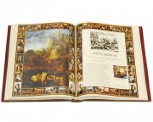 """Разворот книги с иллюстрациями """"Метаморфозы"""". Фото 3"""
