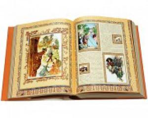"""""""Сказки и истории"""". Андерсен Х.К - подарочная книга в развороте"""