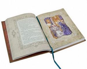 """Иллюстрации к подарочной книге """"Дама с собачкой"""" Чехов"""