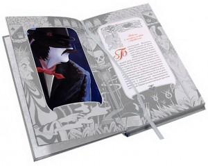 """Иллюстрации к подарочному изданию """"Приключения принца Флоризеля: Клуб самоубийц. Алмаз раджи."""""""