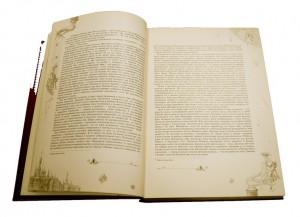 """Иллюстрации к подарочной книге """"Ярмарка тщеславия"""""""