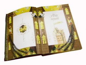 """Иллюстрации к подарочному изданию """"Венецианский купец. Сон в летнюю ночь"""""""