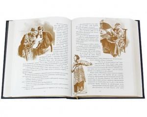 """Дорогая книга """"Мертвые души"""" - иллюстрации"""