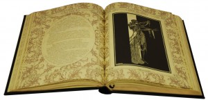 """""""Золотой жук"""" подарочная книга в подарок"""