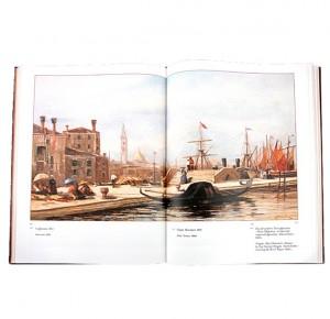 Фото 6 Иллюстрации к подарочной книге Алексей Боголюбов. Большая коллекция