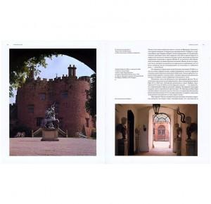 """""""Англия. Дворцы и поместья"""" подарочное издание - иллюстрации"""