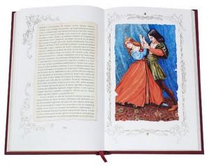 """""""Озорные рассказы"""" подарочное издание книги с иллюстрациями"""