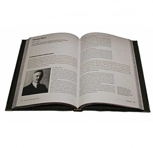Фото разворота книги Банкиры, которые изменили мир