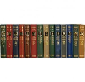 Собрание сочинений классики в 16 томах