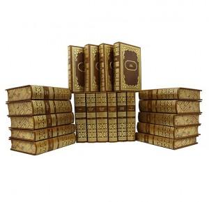 """""""Библиотека зарубежной классики"""" в 100 томах в подарочном исполнении"""