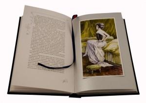 иллюстрации Ю. Евстратовой - Дама с камелиями