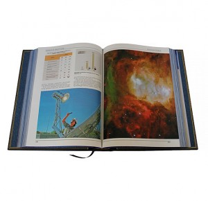 """Разворот подарочной книги """"Энергия будущего"""""""