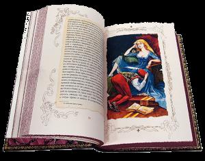 Иллюстрация к дорогой книги «Озорные рассказы»