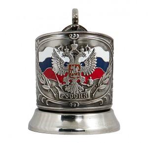 """""""Герб России"""" подстаканник"""