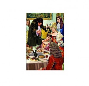 """""""Горбун, или Маленький Парижанин"""" подарочное издание в 2-х книгах"""
