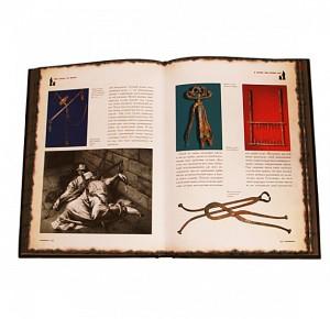 """Иллюстрации к подарочной книге """"Всемирная история телесных наказаний"""""""