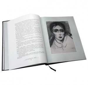 """""""Идиот"""" подарочная книга с иллюстрацией"""