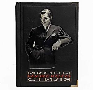 """Подарочная книга """"Иконы мужского стиля"""" Джош Симс - фото 1"""