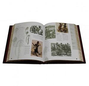 Иллюстрации к подарочной книге История мировых войн