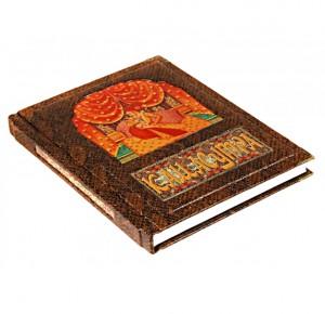 Подарочная книга в коже Камасутра