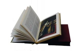 """Иллюстрации к подарочному изданию """"Священное коронование Государя императора Александра III """""""