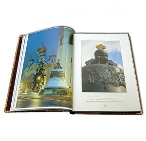 """Подарочное издание """"Московский Кремль"""" - иллюстрации"""
