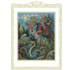 """Книга в подарок """"Малахитовая шкатулка"""" - иллюстрация"""