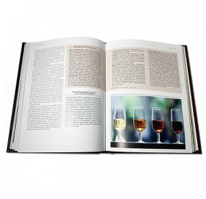 """Подарочная книга """"Мир вина. Вина, сорта, виноградники"""" - фото 5"""