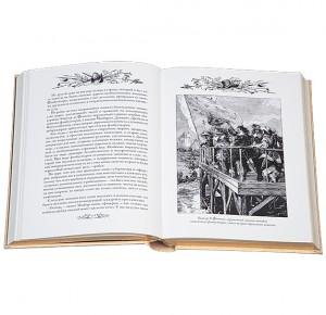 """Иллюстрации из подарочной книги """"Авантюристы. Морские цыгане"""""""