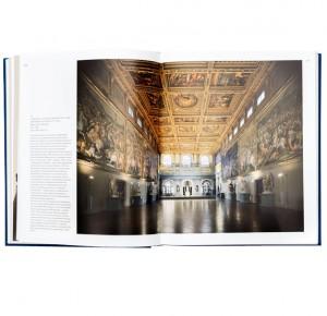 """""""Музеи Флоренции"""" подарочное издание - иллюстрация из книги Фото 4"""