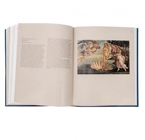 """""""Музеи Флоренции"""" подарочное издание - иллюстрация из книги Фото 10"""