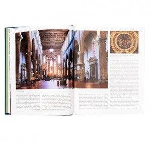 """""""Музеи Флоренции"""" подарочное издание - иллюстрация из книги Фото 2"""