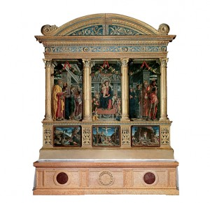 """Фото из книги """"Музеи Рима. Шедевры ренессанса"""""""