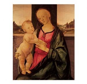 """Иллюстрация из подарочной книги """"Музеи Рима. Шедевры ренессанса"""""""
