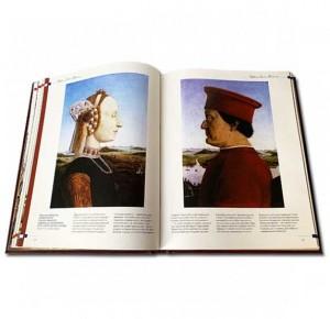 """""""Музеи мира. Коллекция живописи"""" подарочная книга - фото 5"""