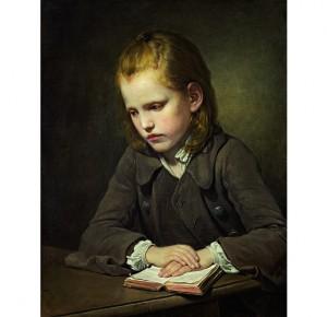 """""""Национальная галерея Шотландии"""" подарочное издание книги - иллюстрация"""