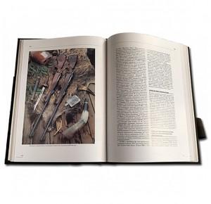 Иллюстрация к подарочному изданию Охотничьи винтовки и дробовые ружья