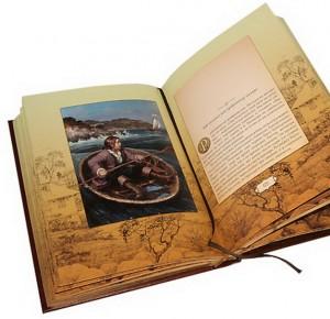 Иллюстрация к книге Остров Сокровищ Дениса Гордеева