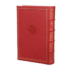 """Подарочная книга """"Парижские тайны"""". Роман в 2 томах"""