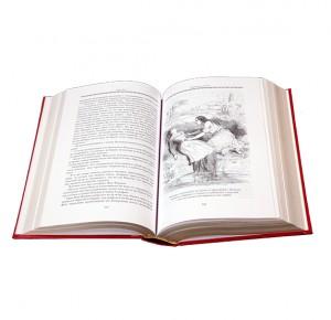 """Разворот книги """"Парижские тайны"""". Роман в 2 томах"""