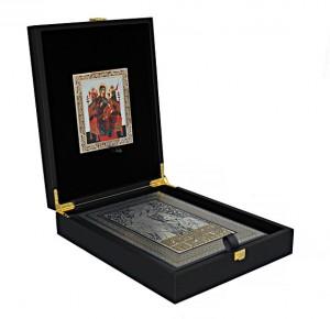 Православная энциклопедия с иконой подарочный набор -фото 1