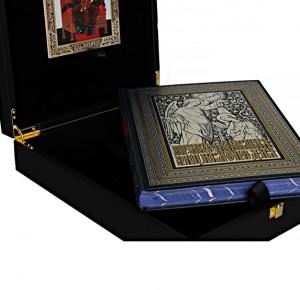 Православная энциклопедия с иконой подарочный набор -фото 5