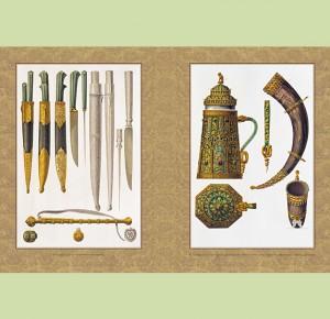 Иллюстрации из дорогой книги в подарок директору