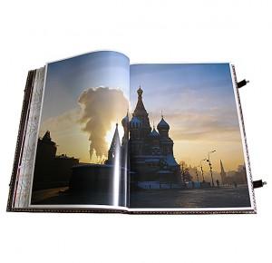 Иллюстрации к подарочной книге Покровский Собор