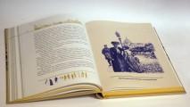 """Книга в подарок """"Москва и москвичи"""" Фото разворота"""