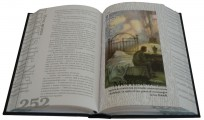 """""""Великий Гэтсби. Ночь нежна"""" подарочная книга """"Великий Гэтсби. Ночь нежна"""" - иллюстрации"""