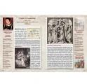 Разворот с иллюстрациями подарочного издания Англия. XV–XVII века. Фото 3