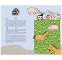 """Иллюстрации к эксклюзивной книге в кожаном переплете """"Трое в лодке, не считая собаки"""", """"Трое на четырех колесах"""""""