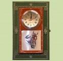 Ключница настенная с часами - дорогой подарок