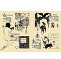 Разворот с иллюстрациями подарочной книги Рубаи. Фото 9